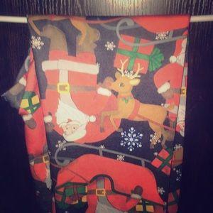 Christmas leggings